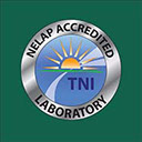 The NELAP Institute's NELAP Accredited Laboratory Logo